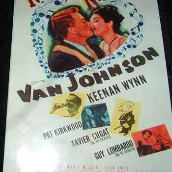 no leave no love 1946 dvd