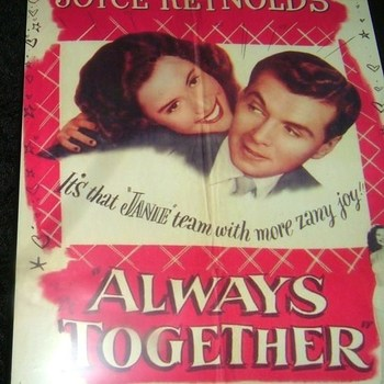 always together 1947 dvd