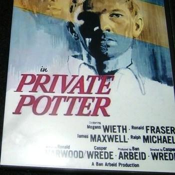 private potter 1962 dvd