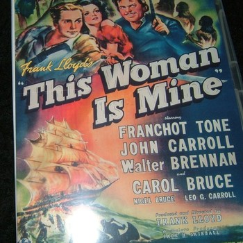 this woman is mine 1941 dvd