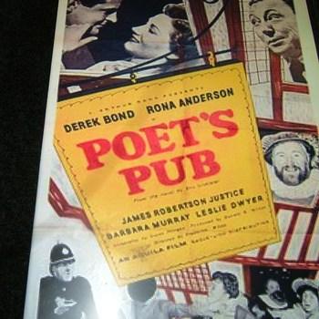 poet's pub 1949 dvd