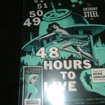 48 hours to live 1959 dvd