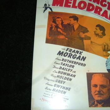 washington melodrama 1941 dvd