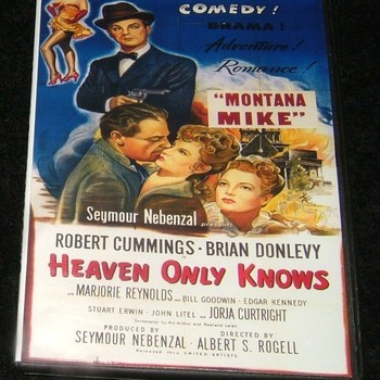 heaven only knows 1947 dvd DVD