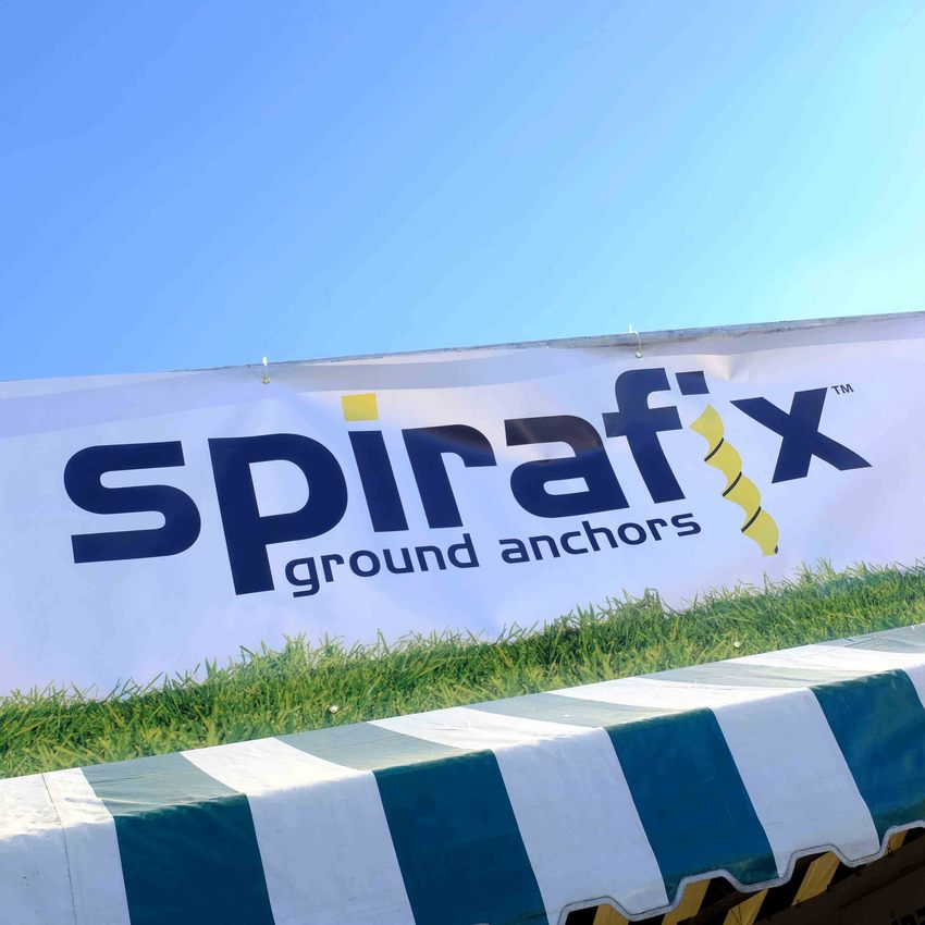 Spirafix Ground Anchors logo