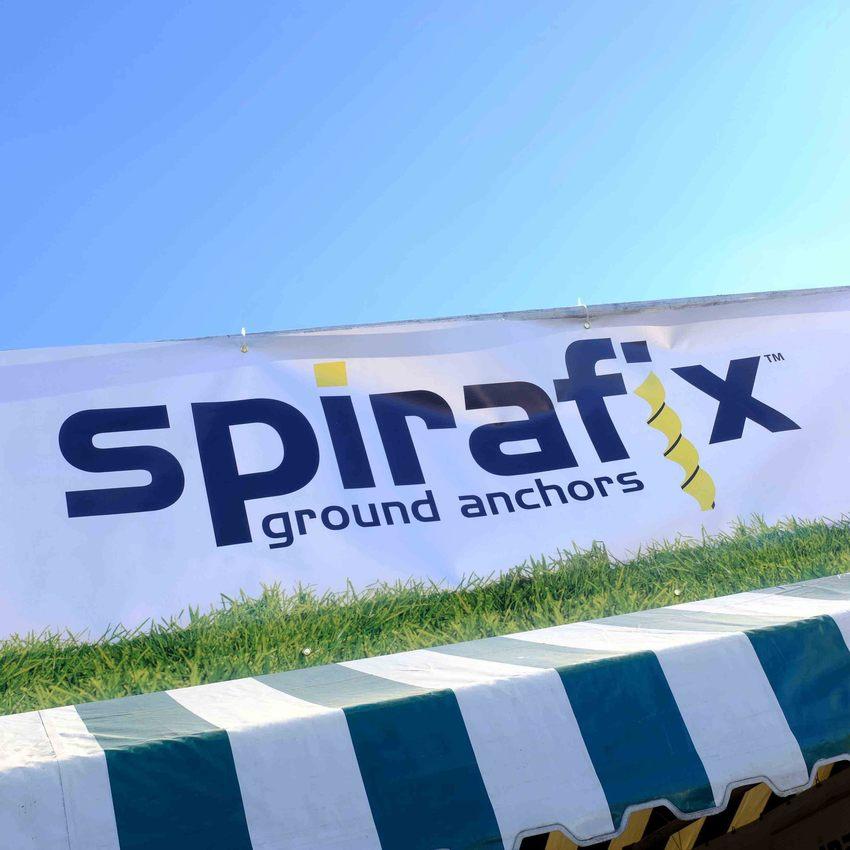Spirafix Ground Anchors logo