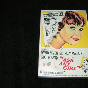 ask any girl 1959 dvd