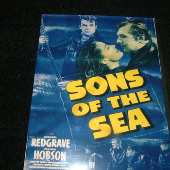 sons of the sea 1941 dvd