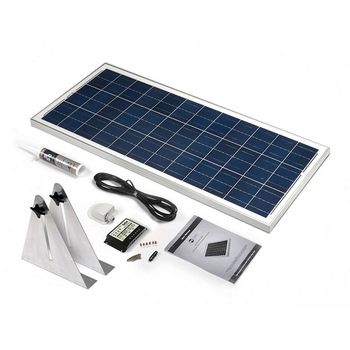 80 Watt Narrowboat Solar Kit (STBBK80)