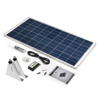 120 Watt Narrowboat Solar Kit (STBBK120)