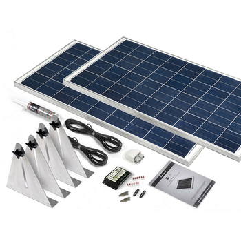 240 Watt Narrowboat Solar Kit (STBBK240)