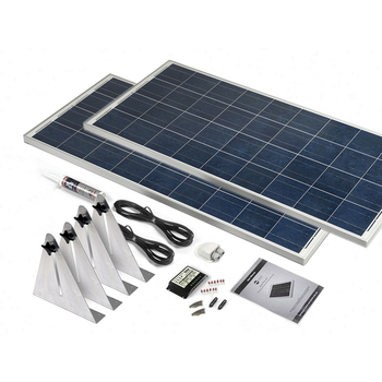 300 Watt Narrowboat Solar Kit (STBBK300)