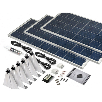 450 Watt Narrowboat Solar Kit (STBBK450)