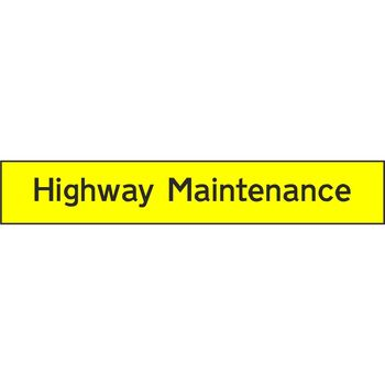 Highway Maintenance