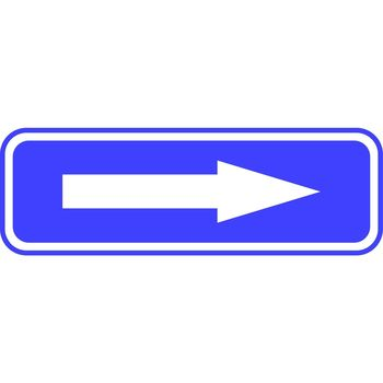 Arrow pointing to the right