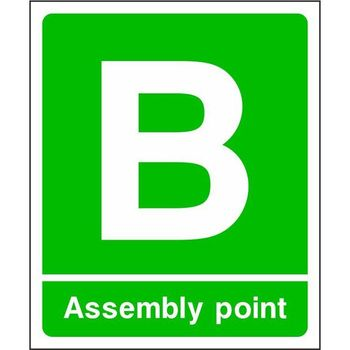 Assembly point B