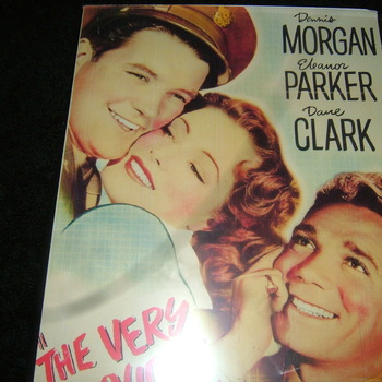 THE VERY THOUGHT OF YOU 1944 DVD