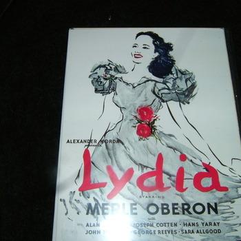 LYDIA 1941 DVD