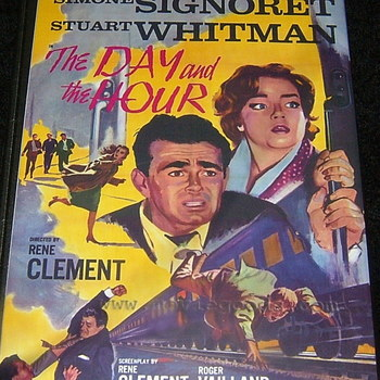 THE DAY AND THE HOUR 1963 DVD