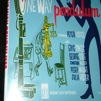 one way pendulum 1965 dvd