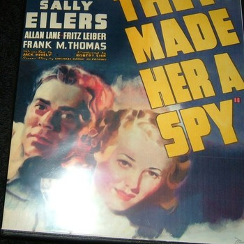 they made her a spy 1939 dvd