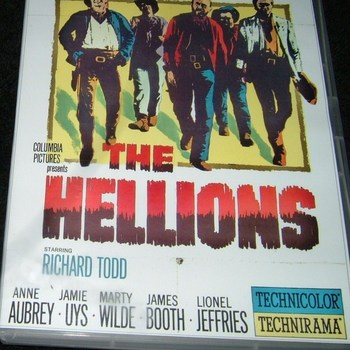 the hellions 1961 dvd