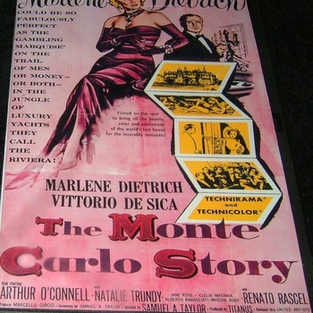 the monte carlo story 1956 dvd
