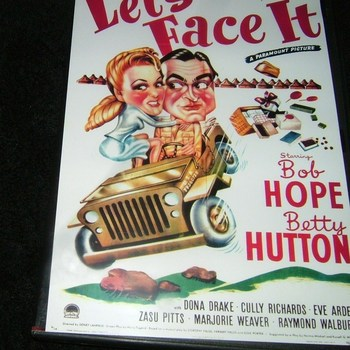 lets face it 1943 dvd