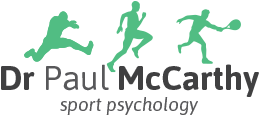 Dr Paul McCarthy | Sports Psychologist