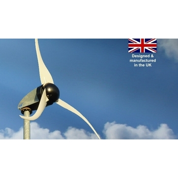 Leading Edge Turbines