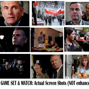 GAME SET AND MATCH (1988) Len Deighton