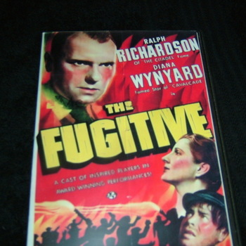 ON THE NIGHT OF THE FIRE (AKA THE FUGITIVE) 1939 DVD