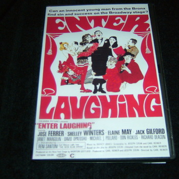 ENTER LAUGHING 1967 DVD