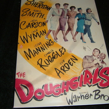 THE DOUGHGIRLS  1944 DVD