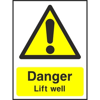 Danger Lift well