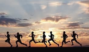Cardiff Self Storage staff completing Cardiff Half Marathon for charity!