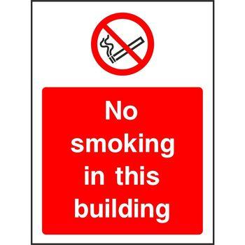 Smoking - Prohibition