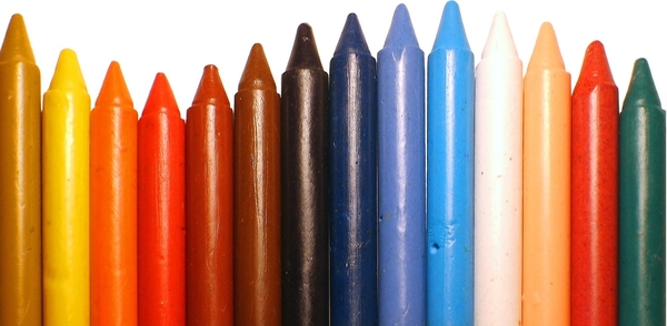The Art of Crayoning