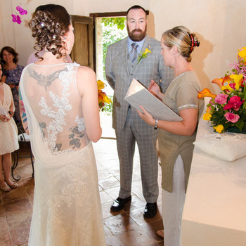 Ceremony & Reception for Reaffirmation of Vows