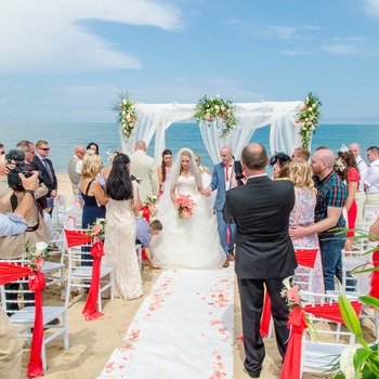 Our Weddings Beach Wedding Italy Adriatic Coast