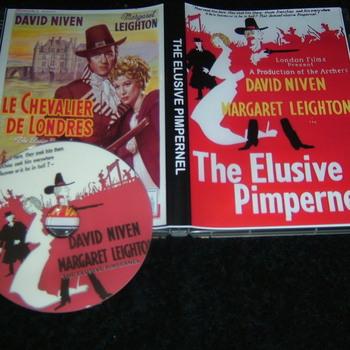 the elusive pimpernel 1950 dvd david niven