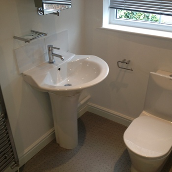 ORCHARD PLACE CANTON CARDIFF UNFURNISHED TWO BEDROOM HOUSE