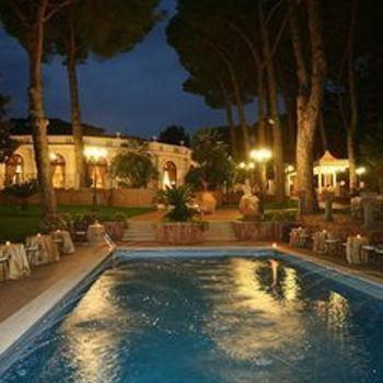 Villa with Panorama of Rome