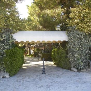 Rural Villa in Gardens & Vineyards with Sea Views