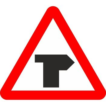 Warning - Road Traffic