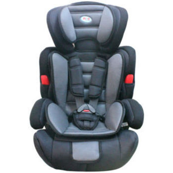 Mcc 3 in 1 Grey Baby Car Booster Seat For Group 1/2/3 9-36kg