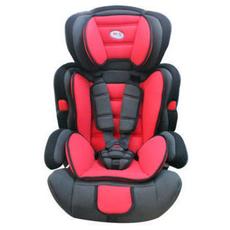 Mcc 3 in 1 Red Baby Car Booster Seat For Group 1/2/3 9-36kg