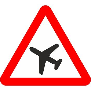 Beware of Low aircraft