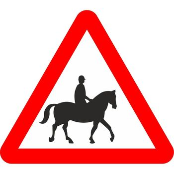Beware of Accompanied Horses