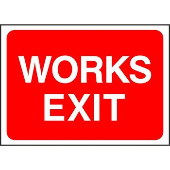 Works Exit